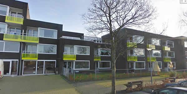 Verpleeghuis woonzorgcentrum gabrielleflat Groningen