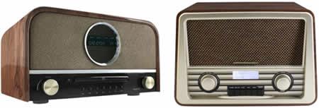 Nostalgische radio