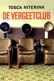 Boek De vergeetclub - Tosca Niterink